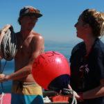 Volunteereco.org volunteer shark conservation, field work;