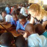 Volunteereco.org volunteer for animal welfare_teaching African children