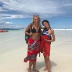 Volunteer for community Madagascar_on the Beach